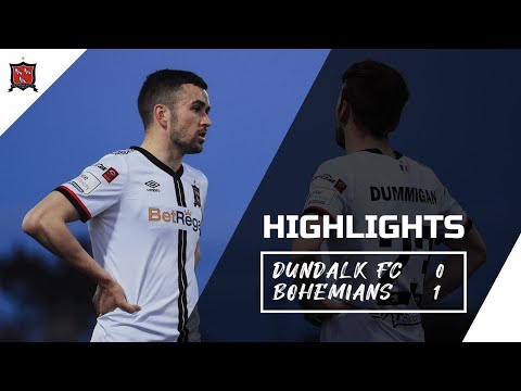 Dundalk FC Bohemians D. Goals And Highlights