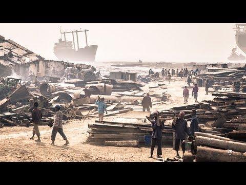 Struggle for Decent Work At Bangladeshi Ship Breaking
