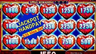 High Limit - Lock it Link Slot Machine - Max Bet ✪HANDPAY JACKPOTS✪ MY EPIC COME BACK EVER | Part 2