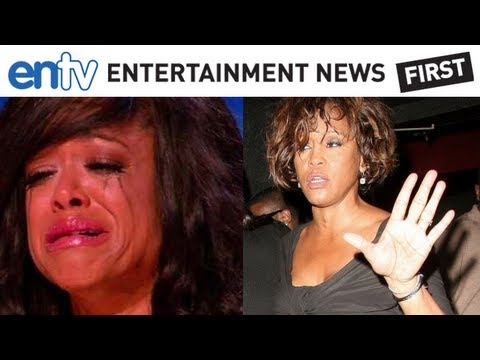 X FACTOR: Stacey Francis Vs Whitney Houston Fight Regrets: ENTV