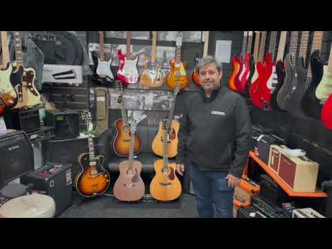 New Cort guitars
