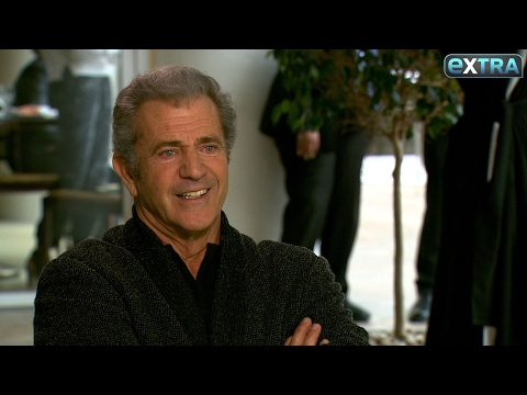 Mel Gibson Talks Newborn Son at the Oscar Nominee Luncheon: 'He's Eating Like a Little Pig'