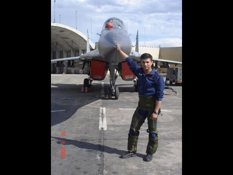 Making of an Indian Fighter Pilot (MiG 21) Zee Tv 2004