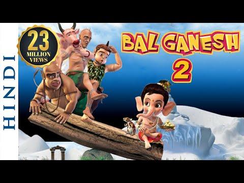Bal Ganesh 2 Full Movie in Hindi   Popular Animation Movie for Kids   HD