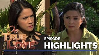 One True Love: Dyna pushes Leila to confess the truth | Episode 49