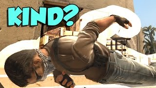 CS:GO Funny Moments - The Kind Chronicles #10 | REAL ACCENTS?