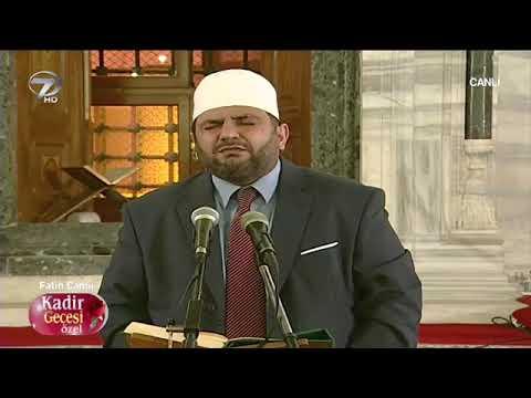 Aziz HARDAL Kaside - Fatih Camii