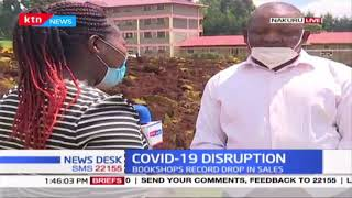 Bookshops record drop in sales due to COVID-19 in Nakuru