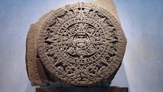 The Sun Stone (The Calendar Stone), Aztec