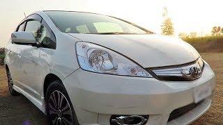 Honda Fit Hybrid Review |Startup |Test Drive |Pakistan 2018