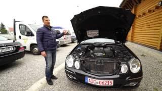 Mercedes Benz W211 E Klasse E200 Compressor