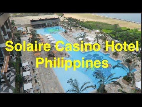 Solaire Hotel and Casino Philippines! plus Asia Pacific College visit! //Sanchez Fun