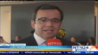 Economía de Chile siente los efectos de la desaceleración de América Latina
