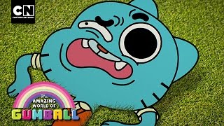 Gumball Get Hit With A Golf Ball I The Amazing World Of Gumball I Cartoon Network
