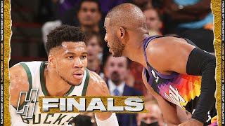 Milwaukee Bucks vs Phoenix Suns - Full Game 1 Highlights   July 6, 2021