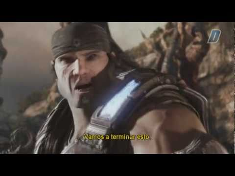 Gears of War 3 - Trailer Modo Campaña en español