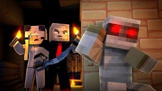 ISY UND LARS VERFOLGEN DIE MUMIE?! - Minecraft [Deutsch/HD]