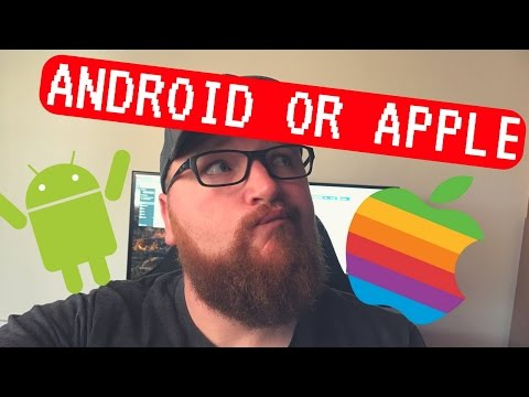 Apple User Tries Android For 3 Months