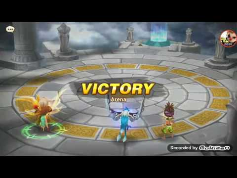 Summoners War Rush Hour Arena Top100 Asia by StormyKnight 16/04/2017