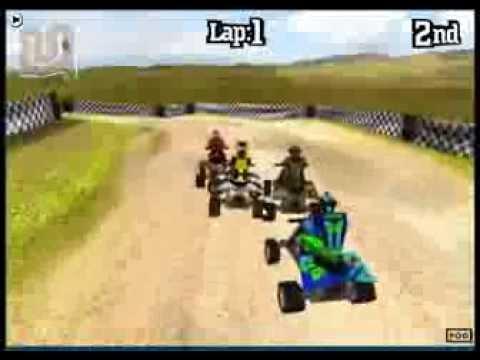 เกมส์แข่งรถ ATV มันส์มาก