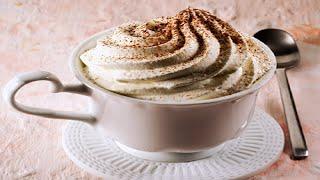 Cappuccino mais Gostoso que o da Confeitaria