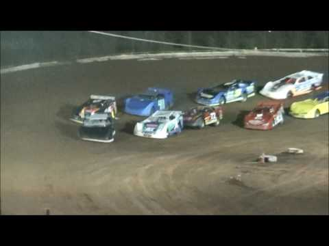 I-77  Speedway Steel Block  Feature  3-25-17