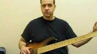 Paul Greenlease Funky Munky Music School Bass Professor