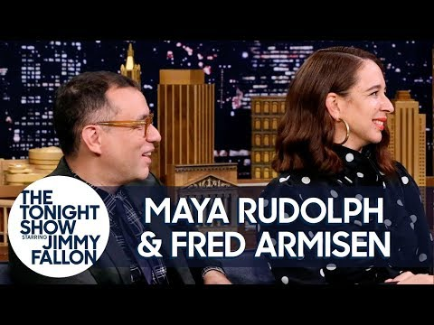Maya Rudolph And Fred Armisen Team Up For Forever