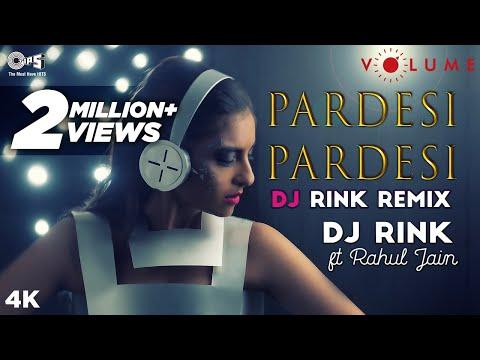 Pardesi Pardesi Remix By DJ Rink Featuring Rahul Jain | Aamir Khan, Karisma Kapoor | DJ Remixes