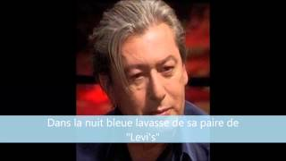 Alain Bashung - Variation sur Marilou