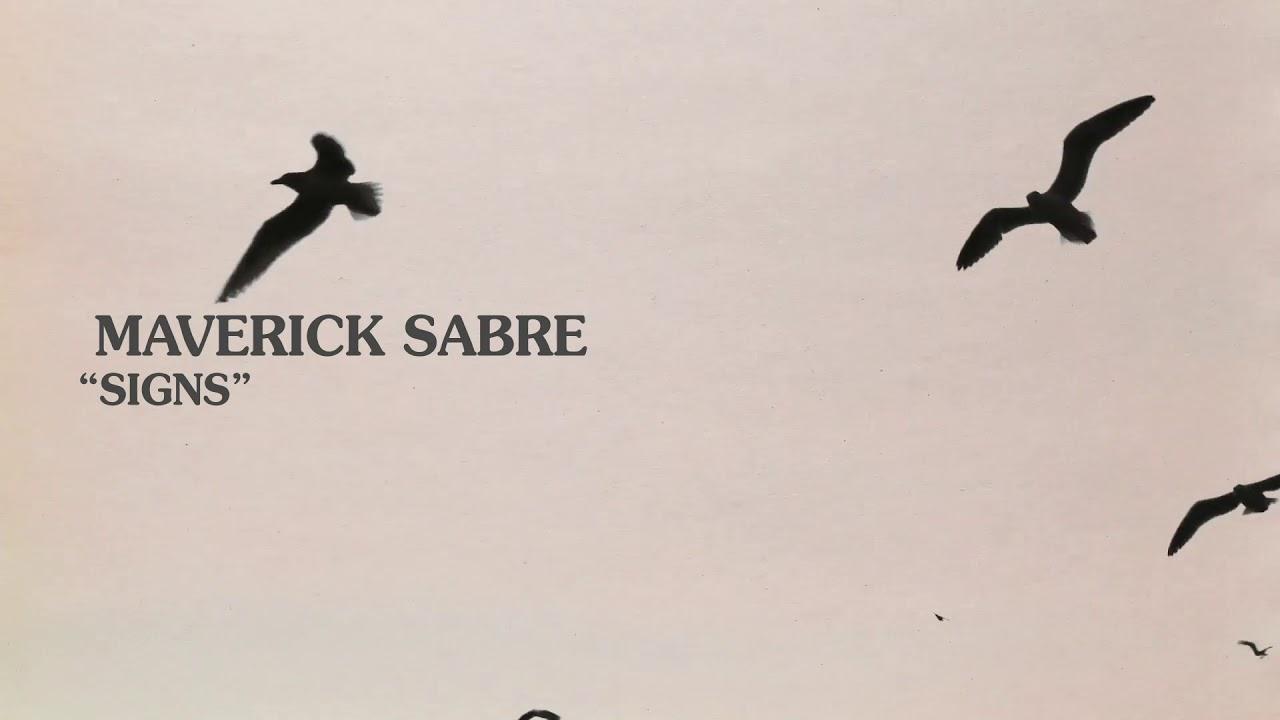 Maverick Sabre - 'Signs' (Official Audio)