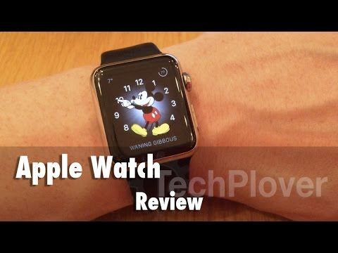 Apple Watch 38mm Stainless Steel - Full Review