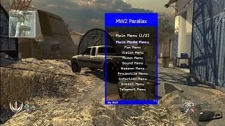 [Mw2/1.14] Parallax Remastered FREE (All Client Stats, Bots, Unfair Aimbot) SPRX Mod Menu +DOWNLOAD!
