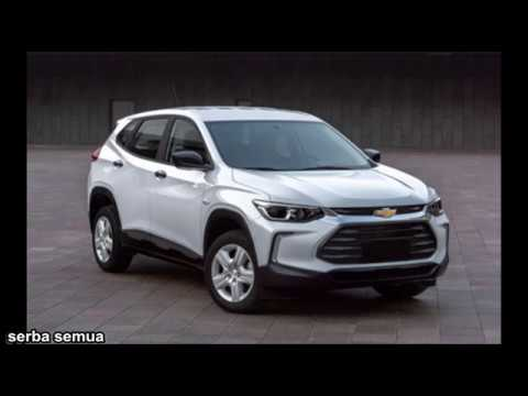 2020 CHEVROLET TRACKER Revealed for the First Time in China - YouTube