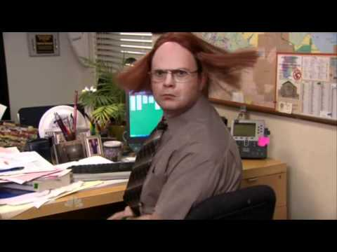Dwayne The Office