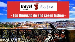 Welcome to Travel Guide Lisbon