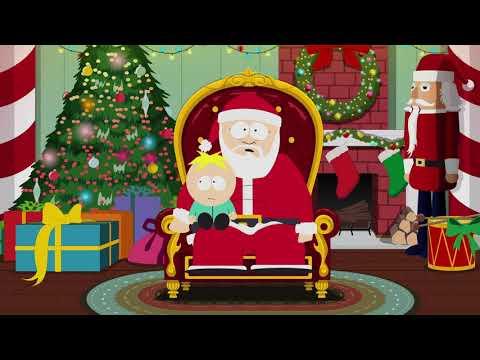 #ЮжныйПарк Рождественский снег #South Park