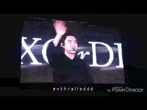 D.O EXO speaking Malay in Exordium in Malaysia