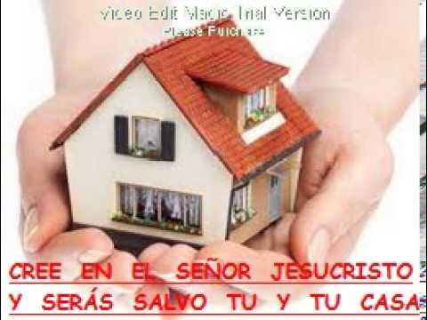 Tu y tu casa seran salvos