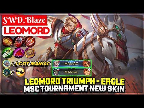 Leomord Triumph -