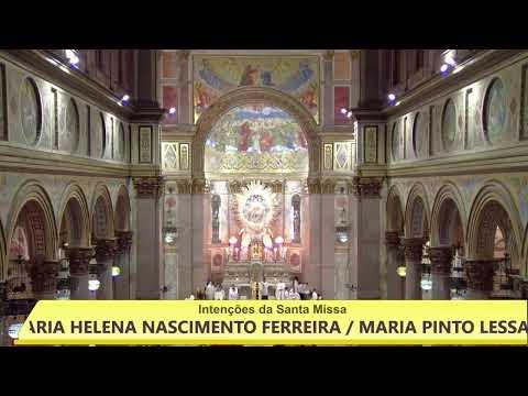 Santa Missa 13 Set 2019 (Sex) 18h