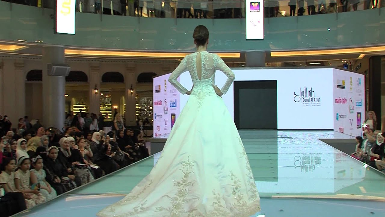 Elie saab wedding dresses dubai mall