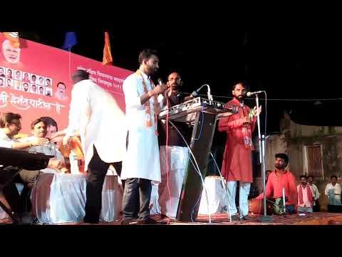 Sudhir Patil Palshikar by Jijau Vandana  Mo.8605117103