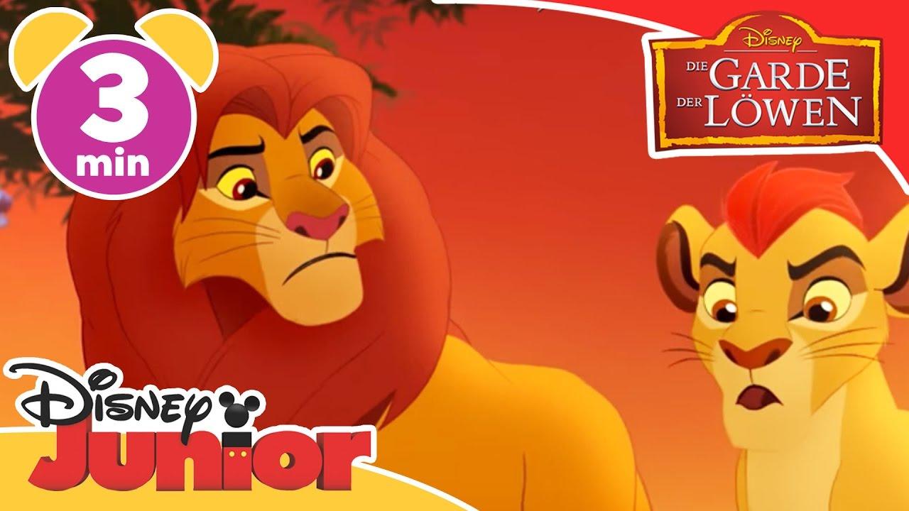 Die Hinterlistigen Schakale Die Garde Der Löwen Disney Junior Kurzgeschichten