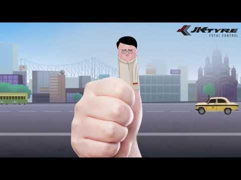 JK Tyre #WheelsOfJoy - Bengal