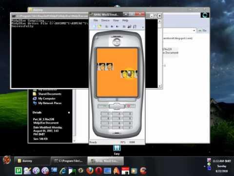 MidpX Java Emulator-Tutorial Play Jar Moblie Games On Pc Downlod Free