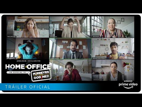 Home Office, un especial de Mirreyes contra Godínez - Tráiler oficial | Amazon Prime Video