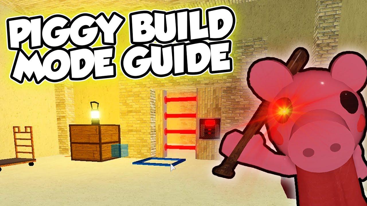 HOW TO BUILD BETTER MAPS - PIGGY BUILD MODE GUIDE - Roblox Piggy Build Mode