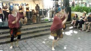Djole - Phantom Drums & Dancers - 2012 Multicultural Festival Canberra