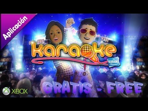 XBOX LIVE - Aplicación Karaoke Gratis